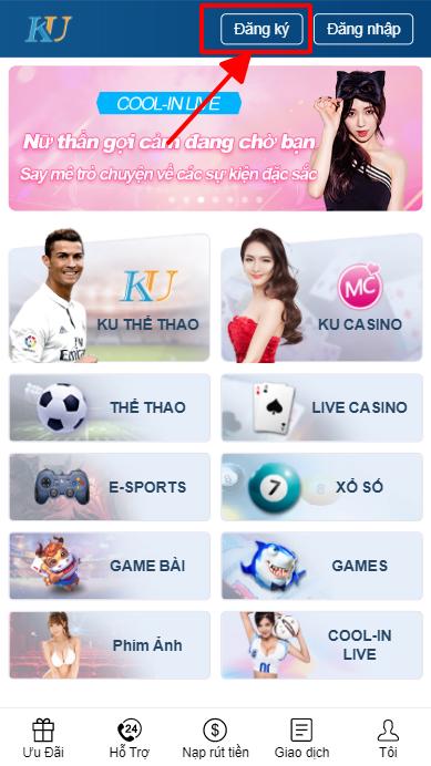 KU77 – KU Casino – Trang Chủ Chính Thức Của Nhà Cái KUBET